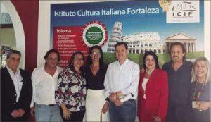 A Fortaleza il Patronato ITAL e l'associazione UIM nella Casa d'Italia