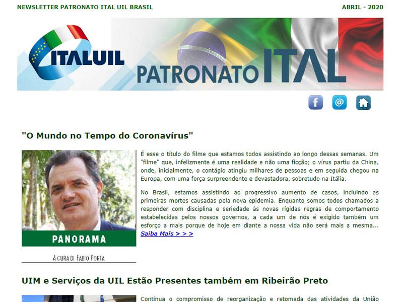 Newsletter Patronato Ital