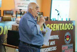 Plinio Sarti, presidente da Uim do Brasil e vice-presidente do Sininap