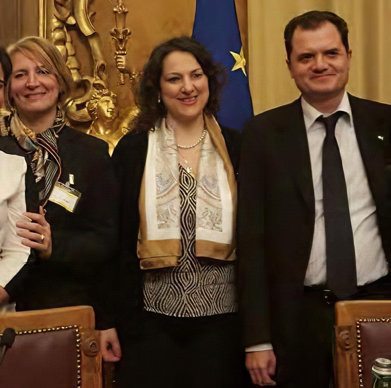 A Diretora Geral Da Ital-UIL, Maria Candida Imburgia, Nomeada Membro do CGIE