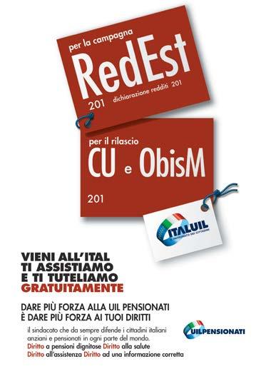 Campanha RedEst e prova de vida 2021